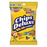 Kelloggs Keebler Chips Deluxe Rainbow Chocolate Chip Cookies, 3 Ounce -- 36 per case.
