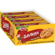 Kelloggs Keebler Soft Batch Chocolate Chip Cookies, 2 Ounce -- 72 per case.