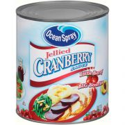 Jellied Cranberry  Sauce, no. 10  Can -- 6 Per Case
