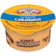 Land O Lakes Ultimate Cheddar Cheese Dip, 3 Ounce Cup -- 140 per case.