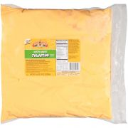Land O Lakes Reduced Sodium Mucho Queso Jalapeno Cheese Sauce, 106 Ounce -- 6 per case.