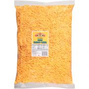 Land O Lakes Shredded Mild Cheddar Cheese, 5 Pound -- 4 per case.
