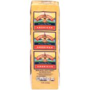 Land O Lakes 160 Vertical Slice Yellow American Cheese, 5 Pound -- 6 per case