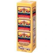 Land O Lakes American Yellow Deli Process Cheese Loaf, 5 Pound -- 6 per case.
