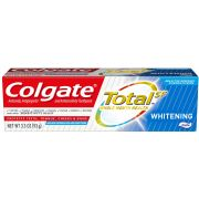 Colgate Total Whitening Toothpaste, 3.3 Ounce -- 24 per case