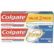 Colgate Total Whitening Toothpaste, 6.6 Ounce -- 12 per case