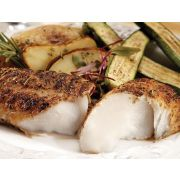 Fire Roasted Rustic Italian Cod Fillet, 5 Ounce -- 1 each.