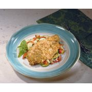 Fishery Tuscan Herb Paramesan Crusted Tilapia, 10 Pound -- 1 each.