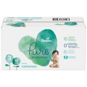 Pampers Pure Protection Size 3 Diaper -- 92 per case
