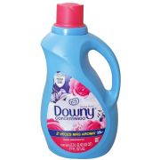 Downy Concentrated Aroma Floral Fabric Softener, 77 Fluid Ounce Jug -- 6 per case