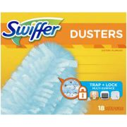 Swiffer Unscented Multi Surface Dusters Refill, 18 count per pack -- 4 per case.