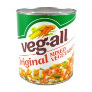 Veg-All Mixed Vegetables - no. 10 can, 6 cans per case