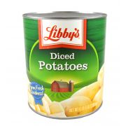 Libby's Diced Potatoes, 102 ounce -- 6 per case