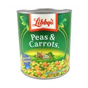 Libby Peas and Carrots - no. 10 can, 6 cans per case