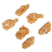 Wing-Zings Fully Cooked Hot and Spicy Breaded Chicken Wings, 75 Pound -- 2 per case