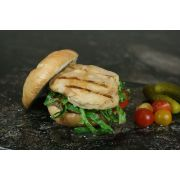 Brakebush Easy Gourmet Classic Flame Grilled Savory Chicken Breast Fillet, 5 Pound -- 2 per case.