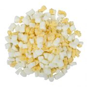 Cargill Diced Egg Topping - Salad, 5 Pound -- 4 per case.