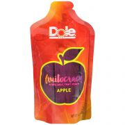 Fruitocracy Apple Squeezable Fruit Pouch, 4.8 Ounce -- 50 per case.