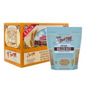 Bobs Red Mill Instant Rolled Oats, 32 Ounce -- 4 per case.