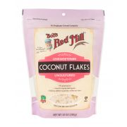 Bobs Red Mill Coconut Flakes, 10 Ounce -- 4 per case.