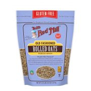Bobs Red Mill Gluten Free Old Fashioned Rolled Oats, 52 Ounce -- 4 per case.