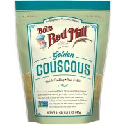 Bobs Red Mill Golden Couscous, 24 Ounce -- 4 per case