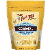 Bobs Red Mill Medium Grind Cornmeal, 24 Ounce Pouch -- 4 per case