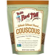 Bobs Red Mill Whole Wheat Pearl Couscous, 16 Ounce -- 4 per case