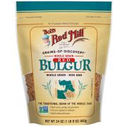 Bobs Red Mill Red Bulgur, 24 Ounce -- 4 per case