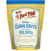 Bobs Red Mill Corn Grits, 24 Ounce -- 4 per case