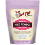 Bobs Red Mill Nonfat Dry Milk Powder, 22 Ounce -- 4 per case