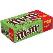 M and Ms Sharing Size Crispy Chocolate Candy, 2.83 Ounce -- 144 per case.