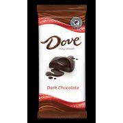 Dove Dark Chocolate Bar, 3.3 Ounce -- 12 per case.