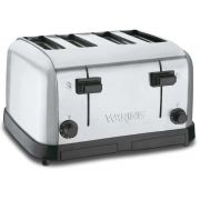 Waring Commercial 4 Slot Commercial Toaster -- 1 each.