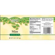 Carriage House Home Brand Mint Jelly, 4 Pound -- 6 per case.