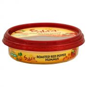 Sabra Roasted Red Pepper Hummus, 10 Ounce -- 12 per case.
