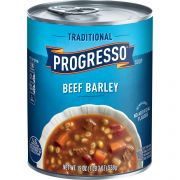 Progresso Traditional Beef Barley Soup, 19 Ounce -- 12 per case.