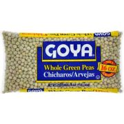 Goya Whole Green Beans - 16 oz. bags, 24 per case
