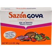 Goya Sazon - 2.11 oz. box, 24 per case