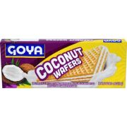 Goya Coconut Wafers, 4.94 Ounce -- 24 per case.