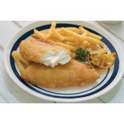 Mrs Fridays Craft Beer Battered Cod, 3 Ounce -- 4 per case.