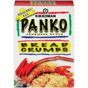 Kikkoman Panko Bread Crumbs, 8 Ounce -- 6 per case.