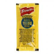 Frenchs Classic Yellow Mustard, 7 Gram Packet -- 1 each.
