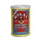 Royal Baking Powder, 8.1 Ounce -- 12 per case.