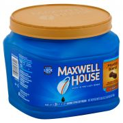 Maxwell House Master Blend Ground Coffee, 1.675 Pound -- 6 per case.