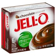 Jell-O Instant Chocolate Pudding 24 Case 3.9 Ounce