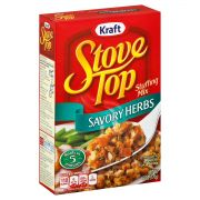 Stove Top Savory Herb Stuffing,  6 Ounce --12 Case