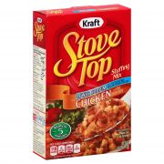 Stove Top  Low Sodium Chicken Stuffing,  6 Ounce --12 Case