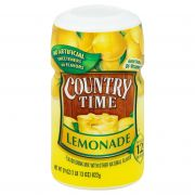 Kraft Country Time Lemonade Drink Mix, 29 Ounce -- 12 per case.