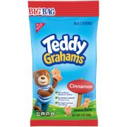 Teddy Grahams Cinnamon - 3 oz. big bag, 12 per case